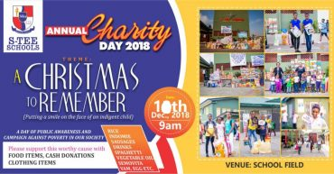 charity day 2018